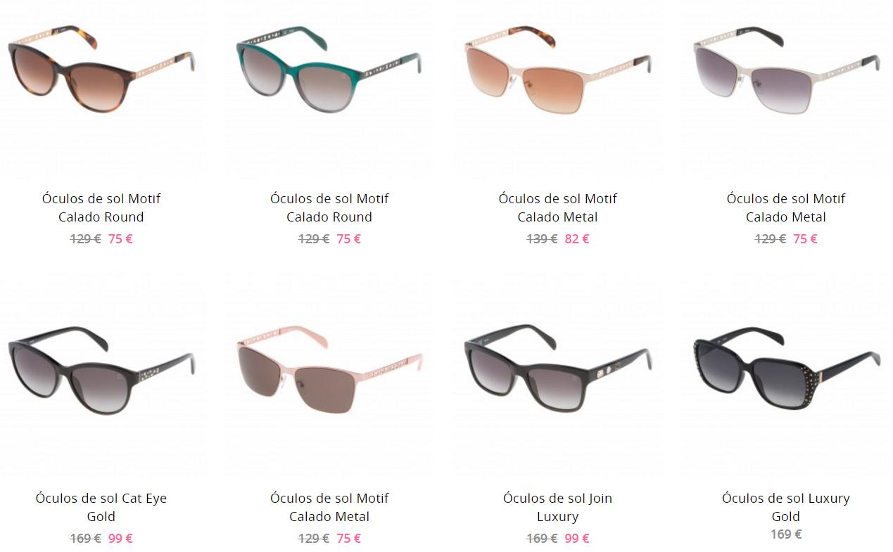 oculos de sol tous