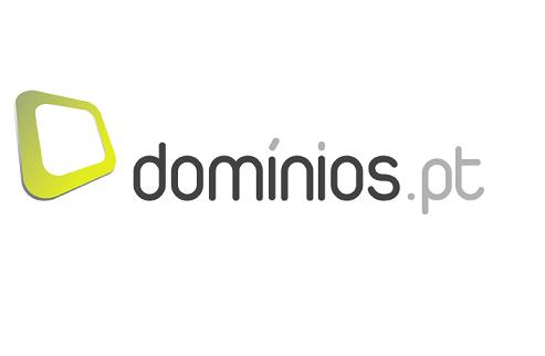 domínios pt logo