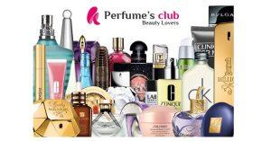 perfumes club desconto banner código