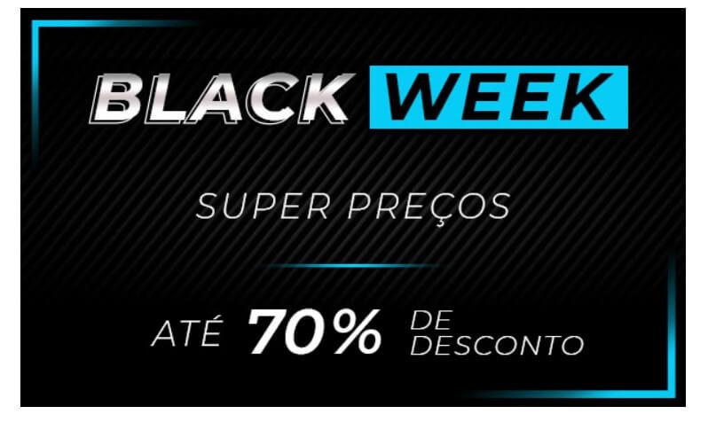 perfume's club banner 2020 black week