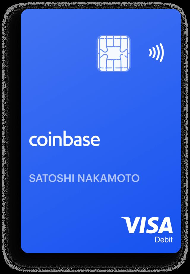 cartão coinbase