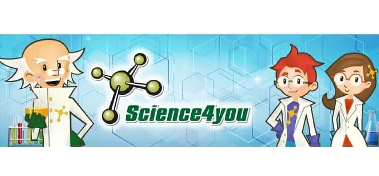 science4you desconto