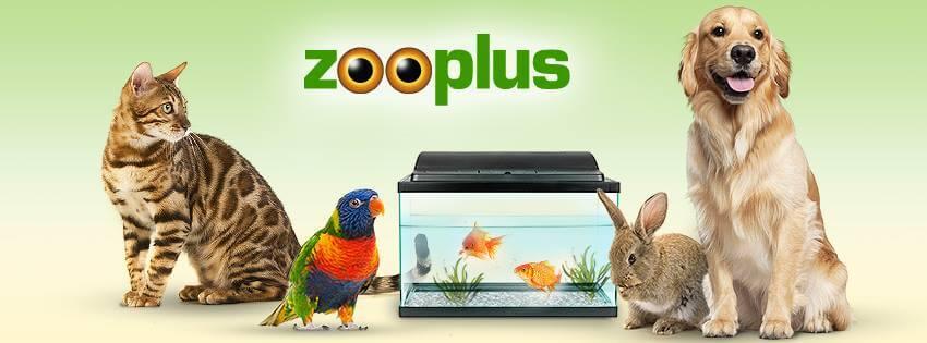 zooplus animais desconto