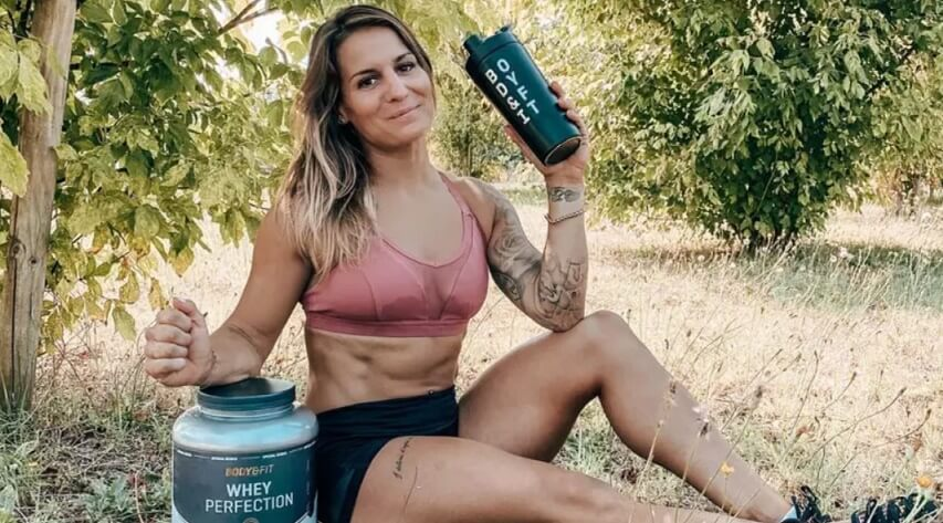proteín whey body&fit