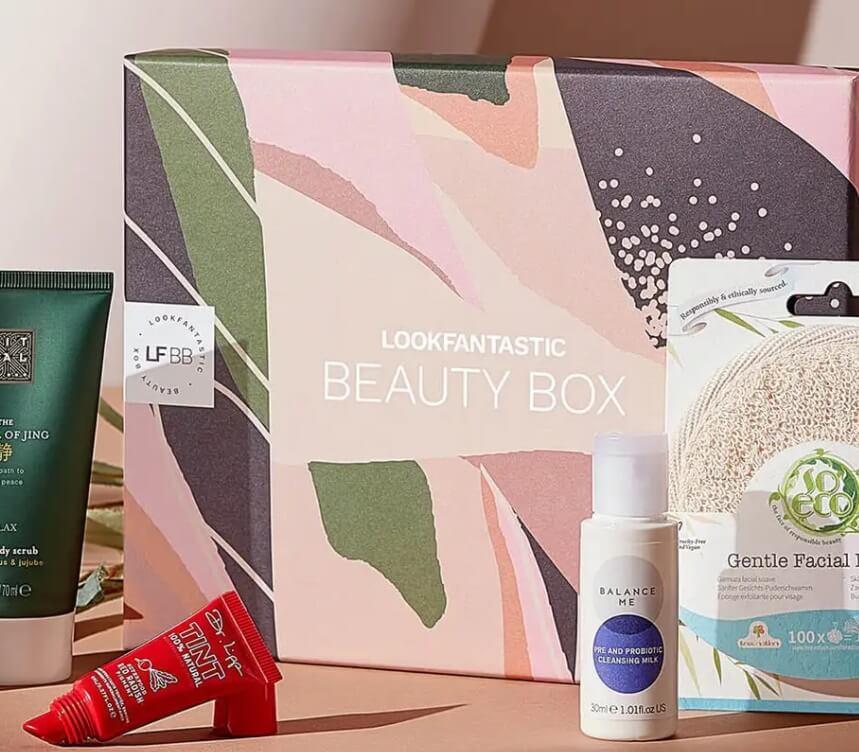 beauty box junho lookfantastic